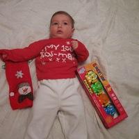 Az első karácsonyom