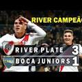 Hosszabbítás után, a RIVERé a Copa Libertadores!