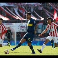 Sima vereség az Estudiantestől (2-0)