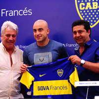 Santiago Silva a Boca-ban