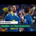 Pavón, Cardona és Villa góljaival a Boca 3-0-ra nyert a La Bombonérában a Vélez ellen!