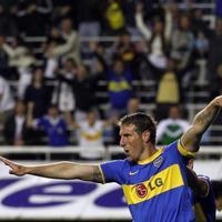 Palermo mesterhármasával, Boca-Colón 3:1