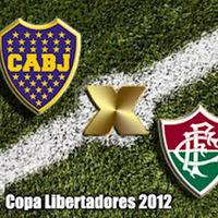 Boca vs Fluminense 1:0! MOUCHEEE