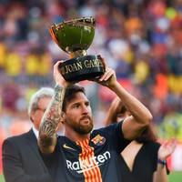 Joan Gamper kupa: Messiék legyőzték Tévezéket!