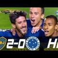 A Boca a Libertadores kupa negyeddöntőjében 2:0-ra nyert a Cruzeiro ellen!