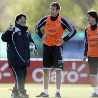 Palermo szerint Lionel Messi nem való vezérnek