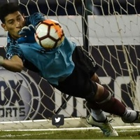 Mauro Zarate góllal debütált a Libertadores kupában!