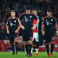Bayern München - Arsenal