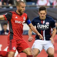 Toronto FC-New England Revolution