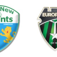 The New Saints  -  Europa FC