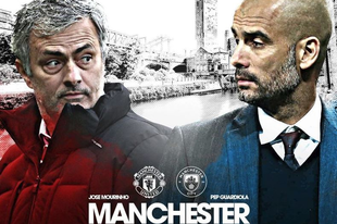 Manchester Derby: United - City