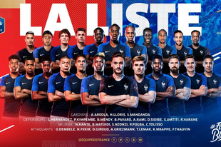 Franciaország a világbajnok!