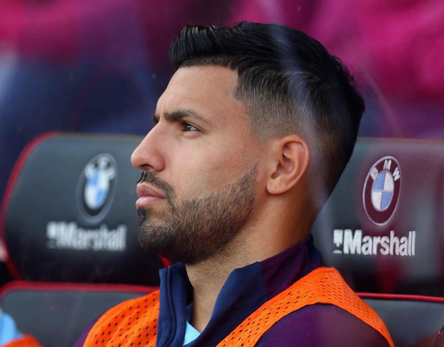 Agüero, biztos nem lesz ott a Chelsea ellen!