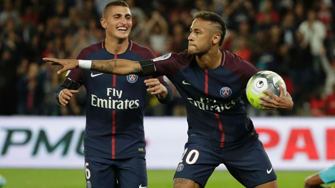 PSG - St. Etienne