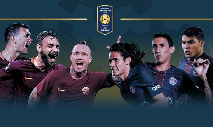 AS Roma - PSG / Ötletadó