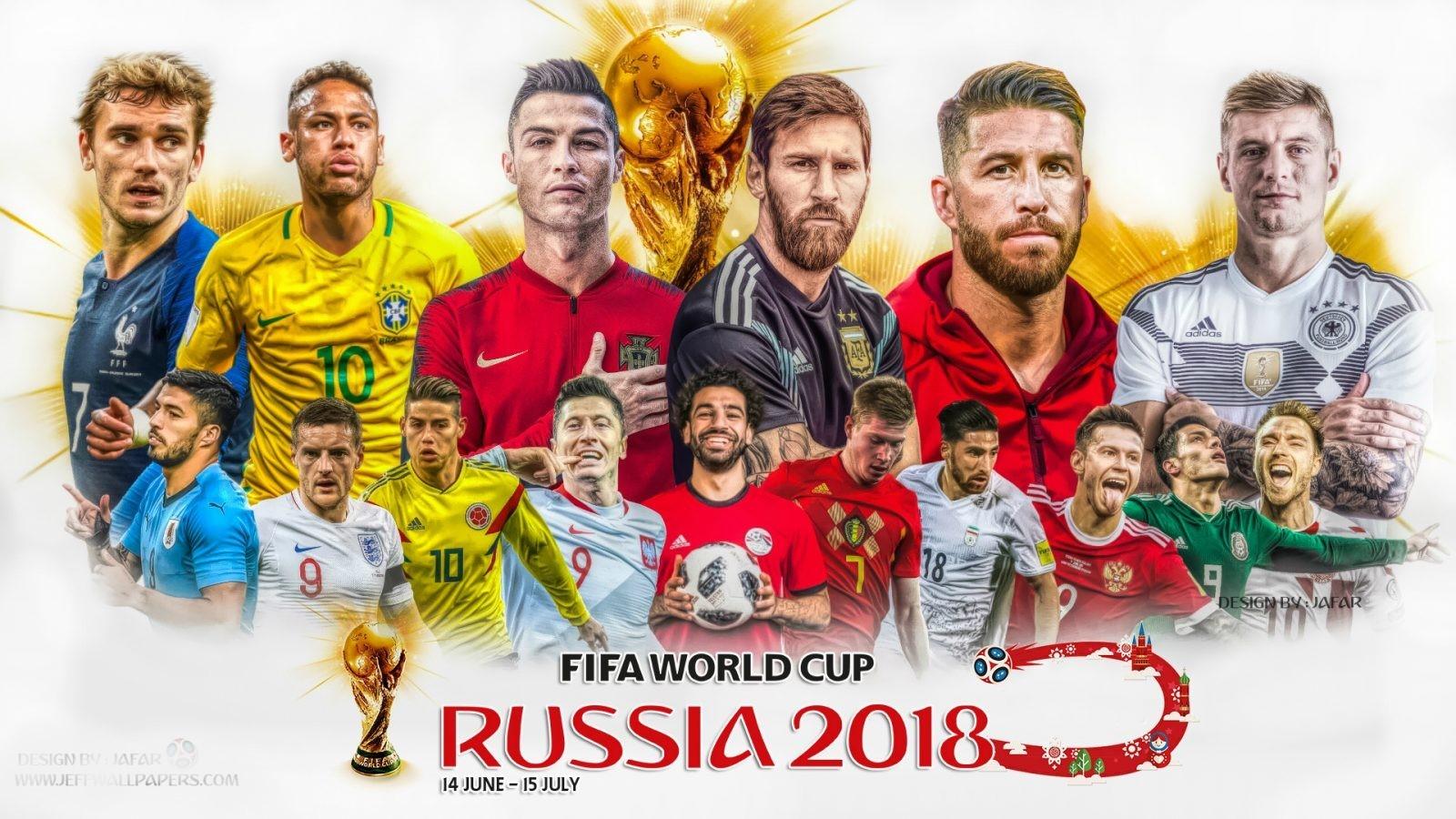 Világbajnokság 2018 - Oroszország