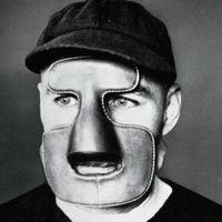 Önkifejezés - a kapus maszk