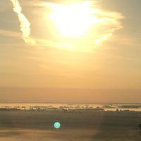 Reggeli kilátás a tetőablakból III.
