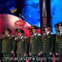 A gázcsappal viccelt az orosz katonai kórus