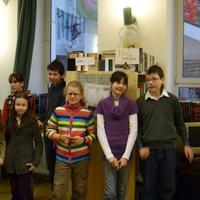 Országos Könyvtárhasználati Verseny (5-6. évfolyam) írásbeli forduló