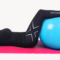Fitness labda - A mélyizmok jó barátja