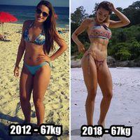 18 lány, akik úgy lettek csinosabbak, hogy a testsúlyuk közben nem változott
