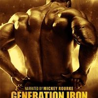 Az új Acélizom a Generation Iron