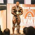 Shawn Rhoden nyerte a 2018-as Mr Olympiát!
