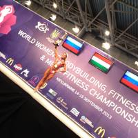 Magyar siker az IFBB Világbajnokságon.