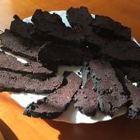 Csoki brownie avokádóból
