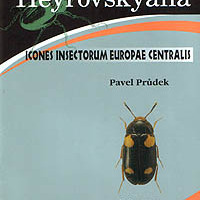 Folia Heyrovskyana, Serie B, Icones Insectorum Europae Centralis Pavel Prudek: Mycetophagidae 2005 (1)