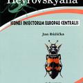 Folia Heyrovskyana, Serie B, Icones Insectorum Europae Centralis, 2005 Jan Ruzicka: Áldögbogárfélék (Agyrtidae), dögbogárfélék (Silphidae)