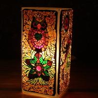 Baglyos lámpa