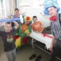 Bohócdoktorok - a beteg gyerekek gyógyulásáért