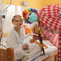 Bohócdoktorok Betegségelűző Csapat kéri a támogatását!