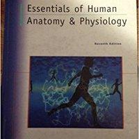 ;;FB2;; Essentials Of Human Anatomy And Physiology. aquel TAPONES General present recien
