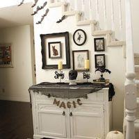 7 egyszerű és elegáns Halloween dekoráció vendégváráshoz