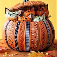 Halloweenre készülődés gyerekekkel