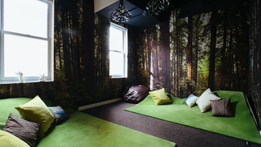 A relaxációs szoba titka