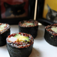 Quinoa sushi - ha valami elegánsra vágysz