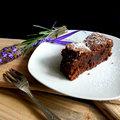 Provence csokoládé torta