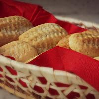 Biscotti al limone (Citromos keksz)