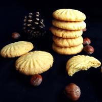 Karácsonyi pudingos keksz