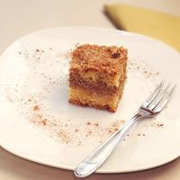 Almás morzsa sütemény
