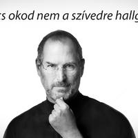 Steve Jobs 21 tanácsa az életről