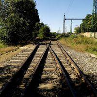 Érd- vasútállomás munkálatok május végén