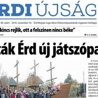 ÉRDI ÚJSÁG: Éljen, bekerülhettünk a Fidesz Központi Tájékoztatási Hivatalába!
