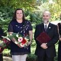 GRATULÁLUNK! Magas rangú elismerést vehetett át az érdi Kós Károly Szakközépiskola négy pedagógusa