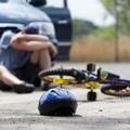 KERESIK AZ ELÜTÖTT ÉRDI BICIKLISEKET IS! Amikor a balesetnél a rendőr hiányzott