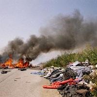 Az érdiek leállíttatták a hulladékégetést Veresegyházán